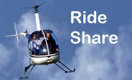 Aviation Ride Sharing Service