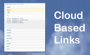 Web Page Links in the Cloud